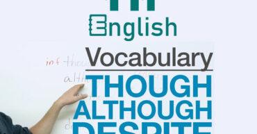 استفاده از حروف ربط متضاد در انگلیسی