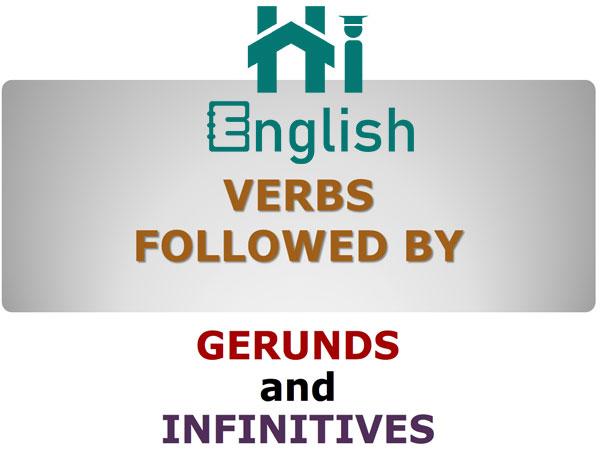 استفاده صحیح از افعال به صورت Infinitive و Gerund